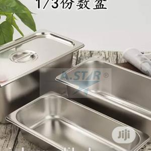 Stainless Steel G N Pan   Kitchen & Dining for sale in Lagos State, Ojo
