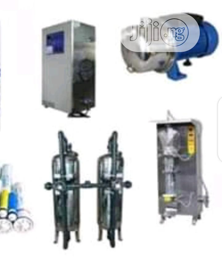Pure Water Equipment | Manufacturing Equipment for sale in Orile, Lagos State, Nigeria