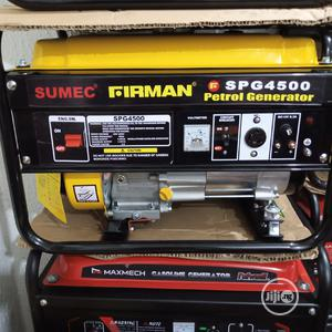 Sumec Firman Generator Spg4500   Electrical Equipment for sale in Rivers State, Port-Harcourt
