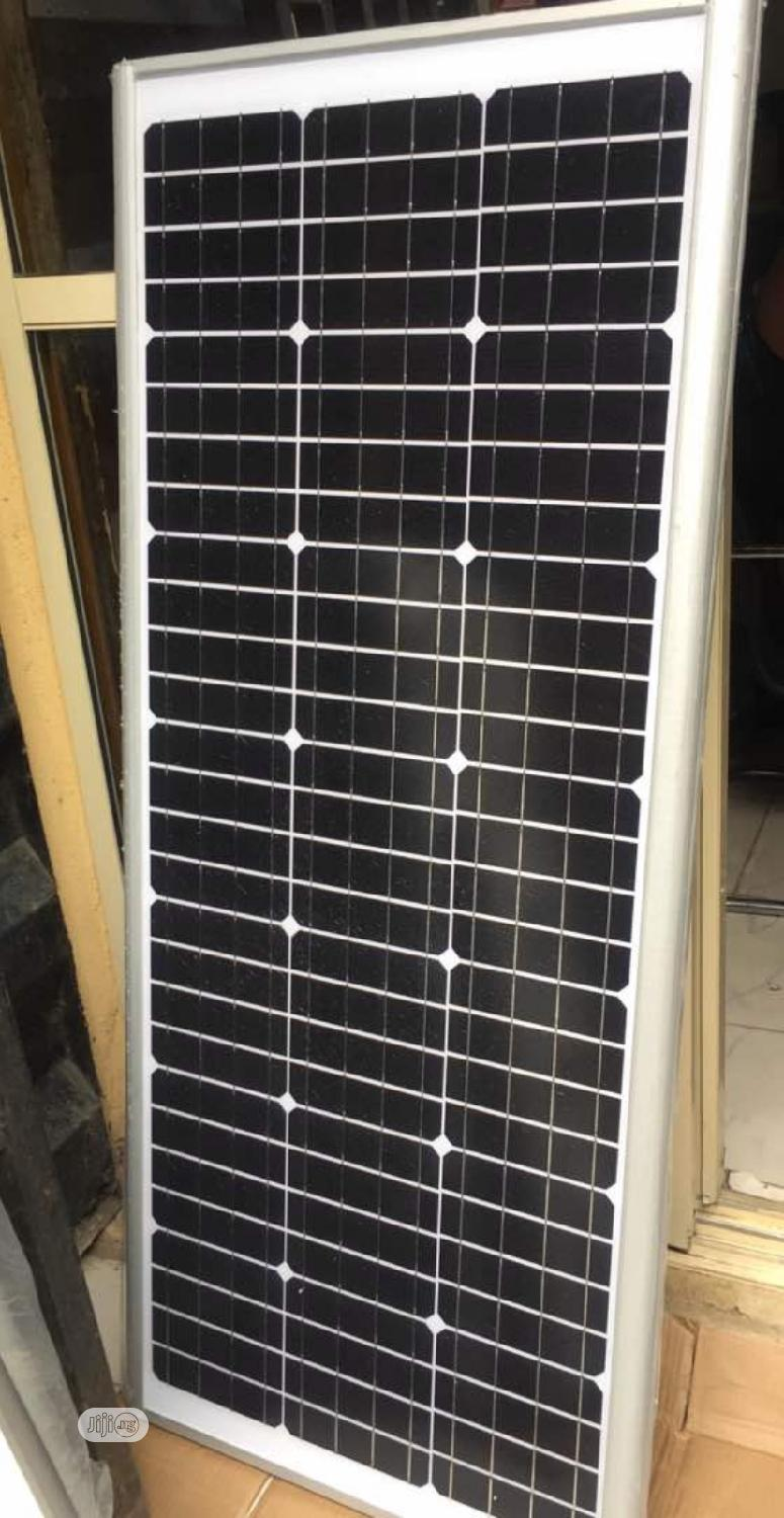 100W All in One Integrated Solar Street Light   Solar Energy for sale in Lagos Island, Lagos State, Nigeria