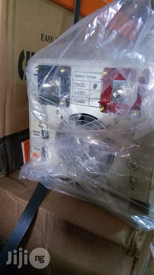 2KVA 12V Power Solution Inverter With In-built Charger | Electrical Equipment for sale in Ojo, Lagos State, Nigeria
