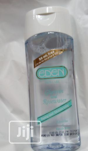 Eden Skin Care Glycerin and Rosewater | Skin Care for sale in Lagos State, Amuwo-Odofin