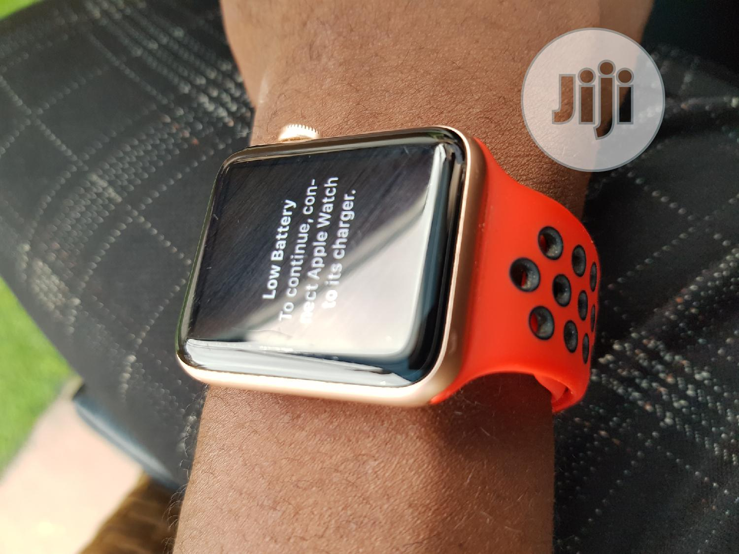 Apple Iwatch Series 3   Smart Watches & Trackers for sale in Ikeja, Lagos State, Nigeria