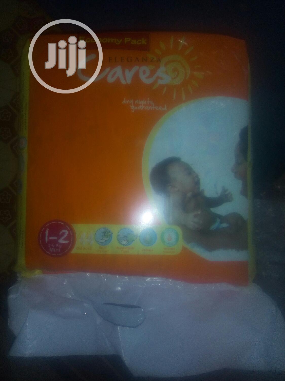 Diapers Eleganza Economy Pack (44 Packs)