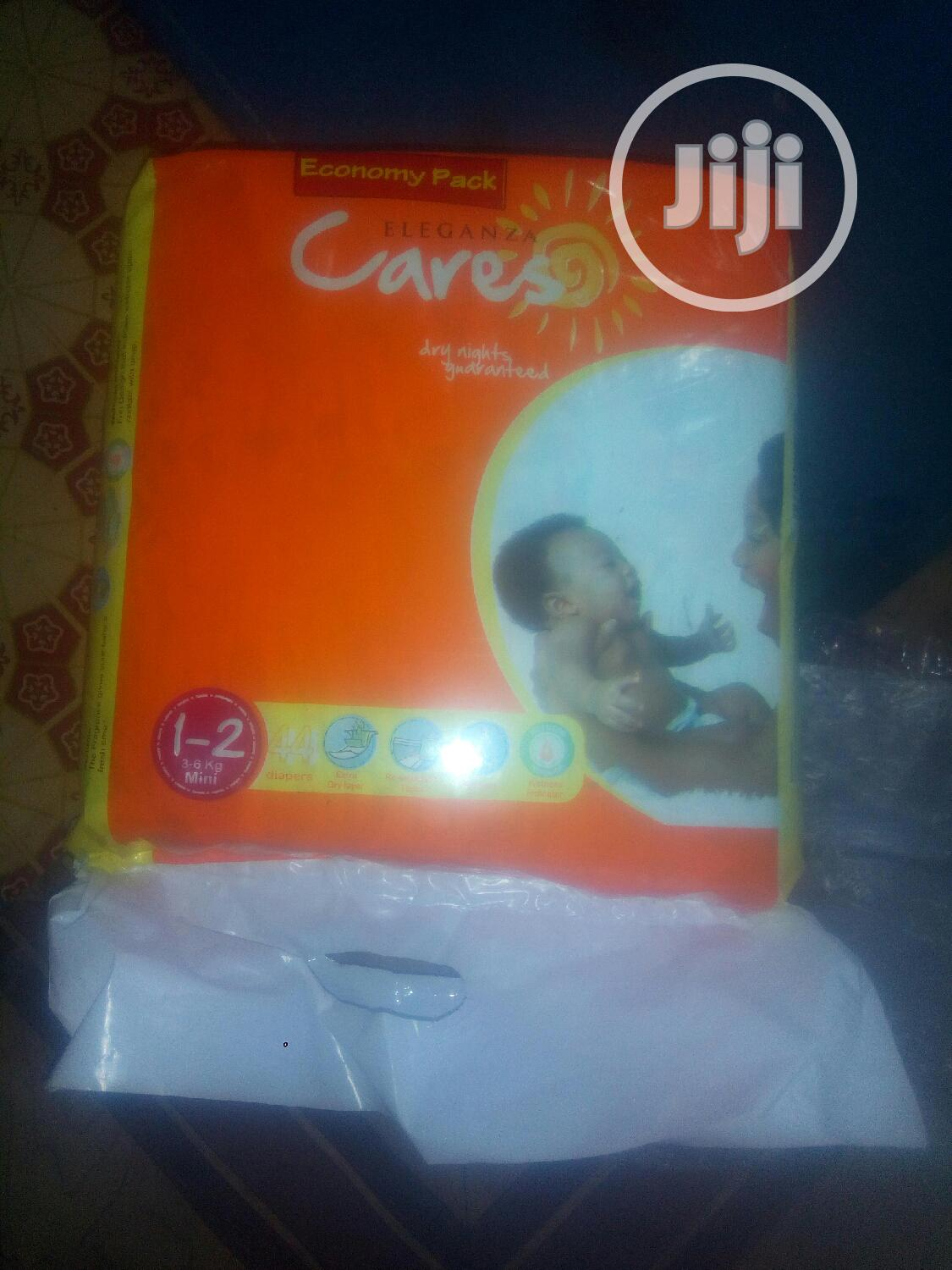 Diapers Eleganza Economy Pack (44 Packs) | Baby & Child Care for sale in Dei-Dei, Abuja (FCT) State, Nigeria