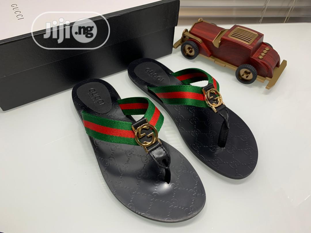 Gucci Slippers Original in Surulere