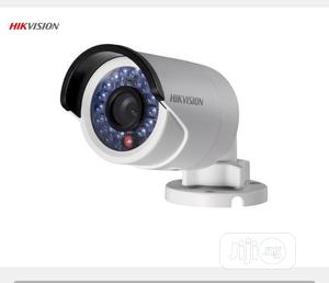 Hikvision 1MP Outdoor Mini Bullet Camera With Night Vision | Security & Surveillance for sale in Lagos State, Ikeja