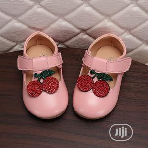 Baby Pink Bow Shoes   Children's Shoes for sale in Lagos State, Ojo