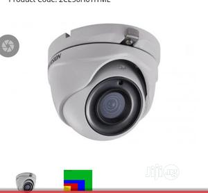 Hikvision 5MP CCTV Turret Camera With 20m Night Vision,Poc | Security & Surveillance for sale in Lagos State, Ikeja