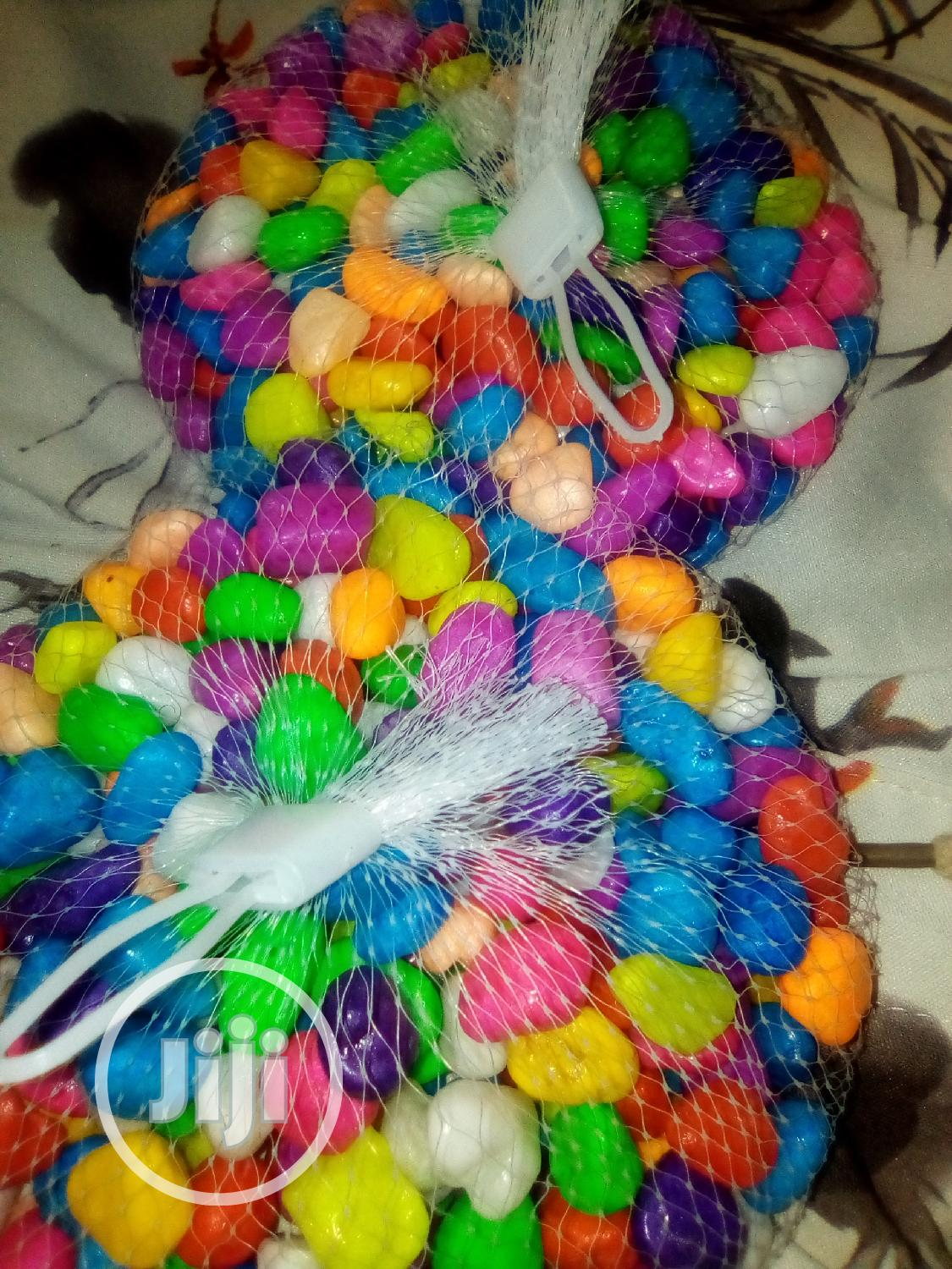Colorful Pebbles | Pet's Accessories for sale in Lekki, Lagos State, Nigeria
