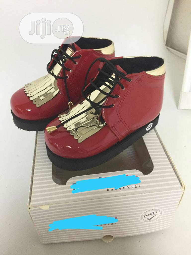 Kidddies Fashion Boots | Children's Shoes for sale in Ojo, Lagos State, Nigeria