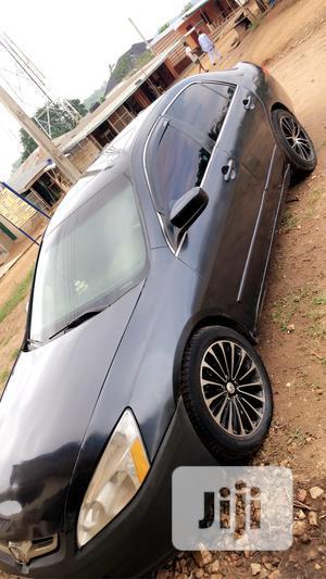 Honda Accord 2005 Sedan LX V6 Automatic Gray | Cars for sale in Ekiti State, Ado Ekiti