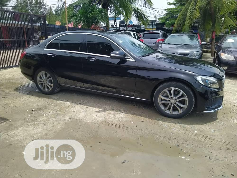 Mercedes-Benz C300 2015 Black | Cars for sale in Lekki Phase 1, Lagos State, Nigeria