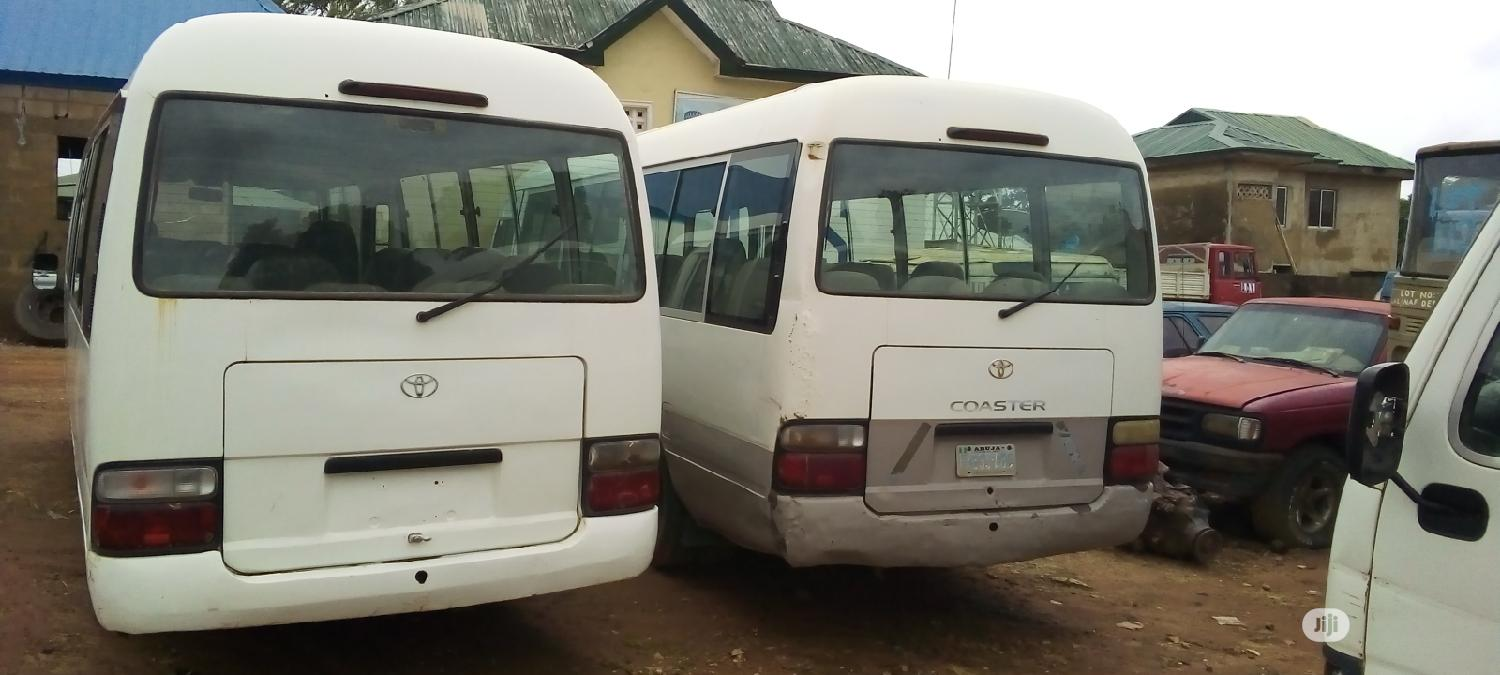 Archive: Toyota Coaster Bus