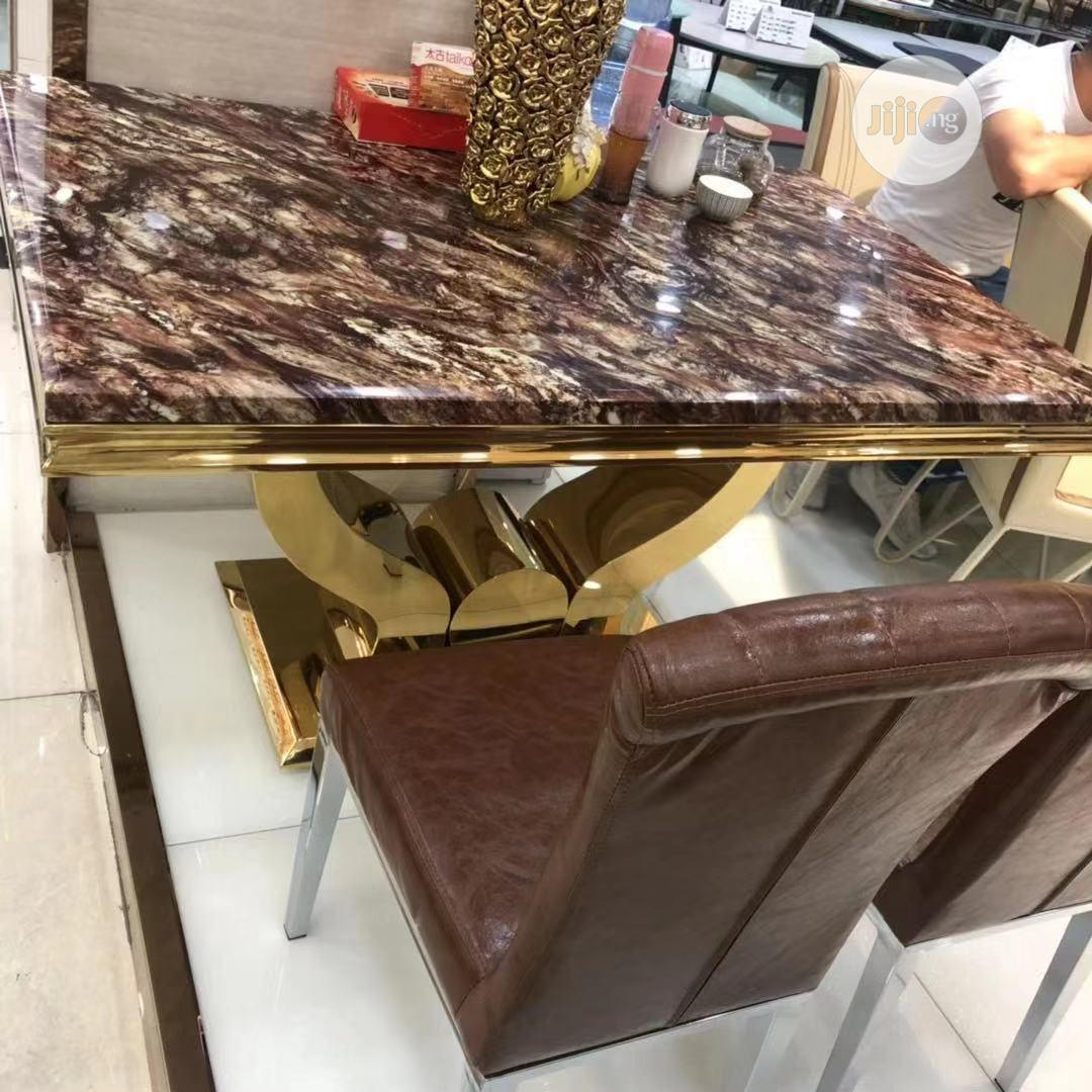 Quality 4seater Marble Dining