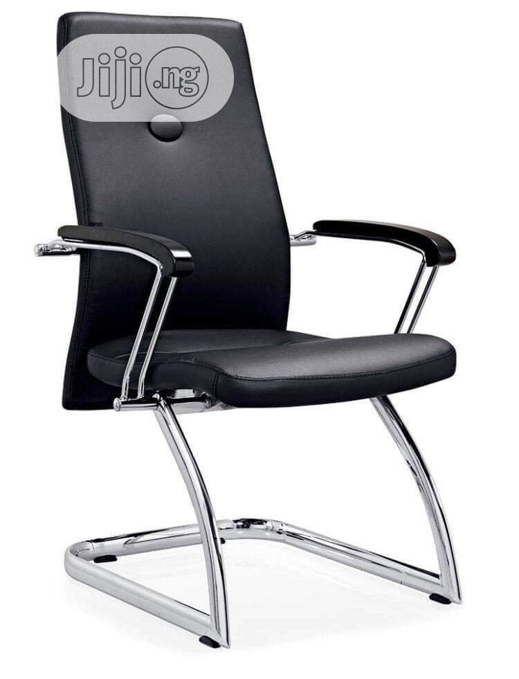 Archive: Leather Office Chair.