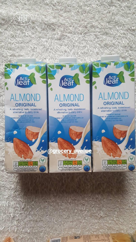 Almond Lactose Free Milk