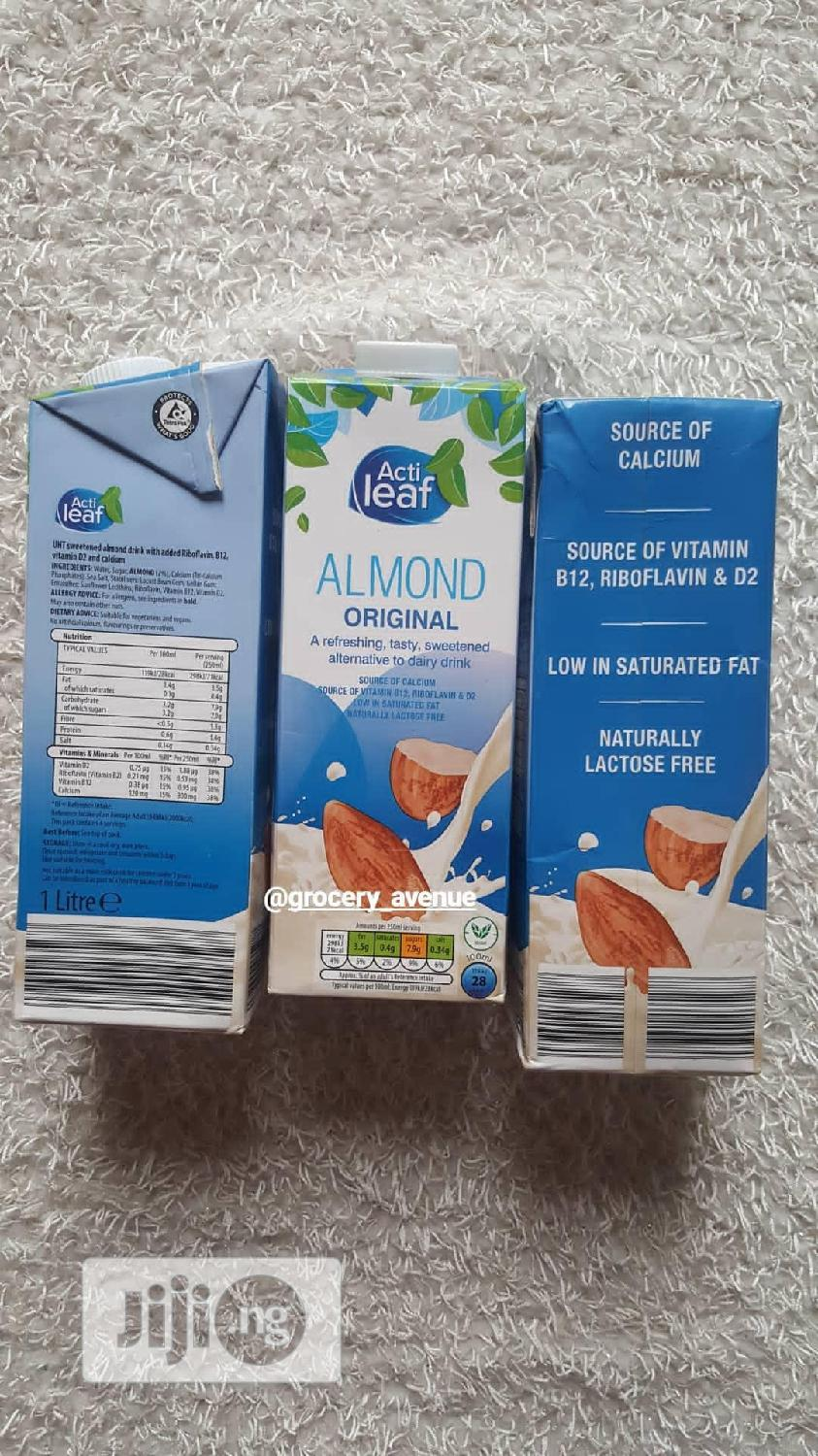 Almond Lactose Free Milk | Meals & Drinks for sale in Apapa, Lagos State, Nigeria