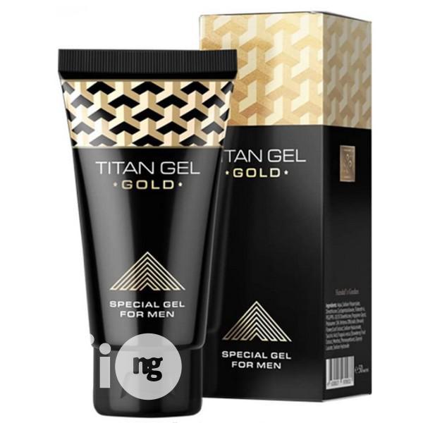 Titan Gel Penis Enlargement Cream Titan Gel Gold ( LONG PENI