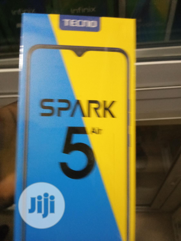 New Tecno Spark 5 Air 32 GB   Mobile Phones for sale in Ikeja, Lagos State, Nigeria