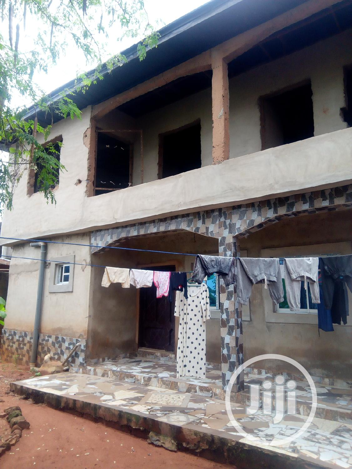 1story Bilding for Sale at Nodu Opkuno | Houses & Apartments For Sale for sale in Awka, Anambra State, Nigeria