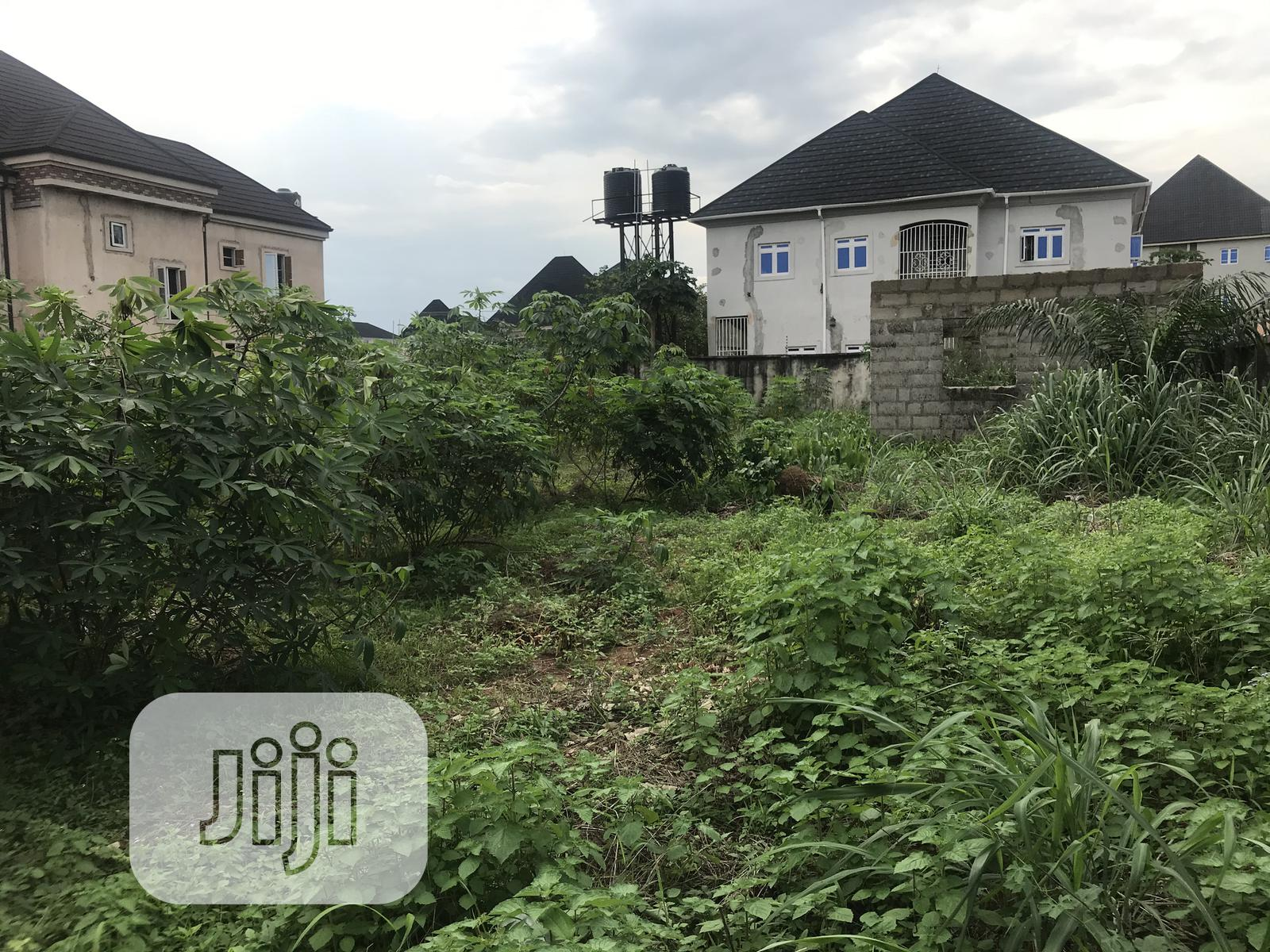 1000 Sq.Mtrs Of Land 1 Plot Off A Dual Lane | Land & Plots for Rent for sale in Owerri, Imo State, Nigeria