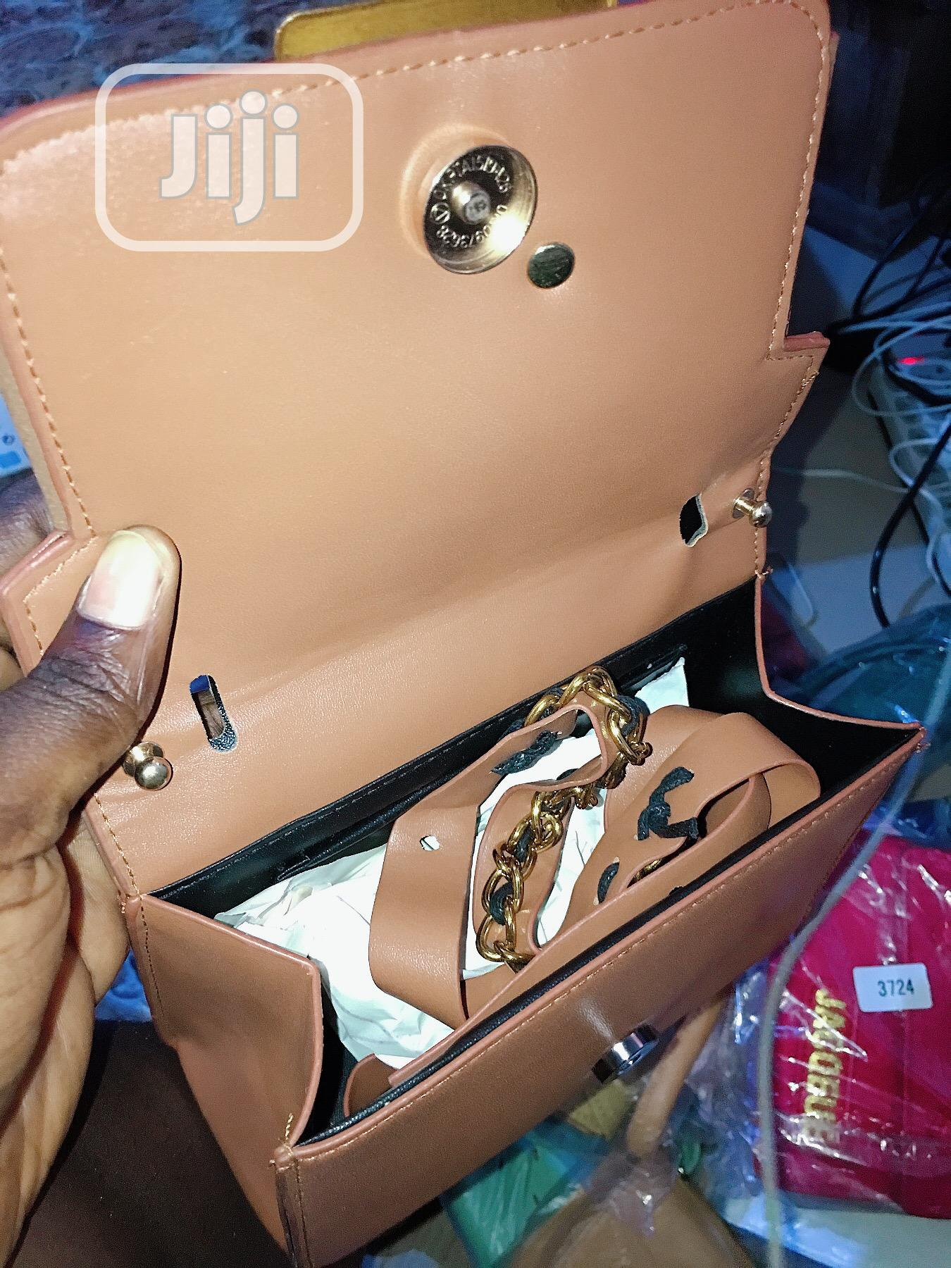 Thick Leather Bag | Bags for sale in Ife, Osun State, Nigeria