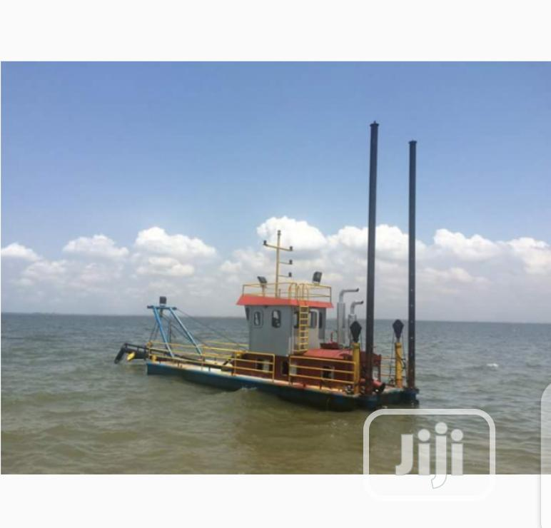 2000tons Ramp Barge For Sale