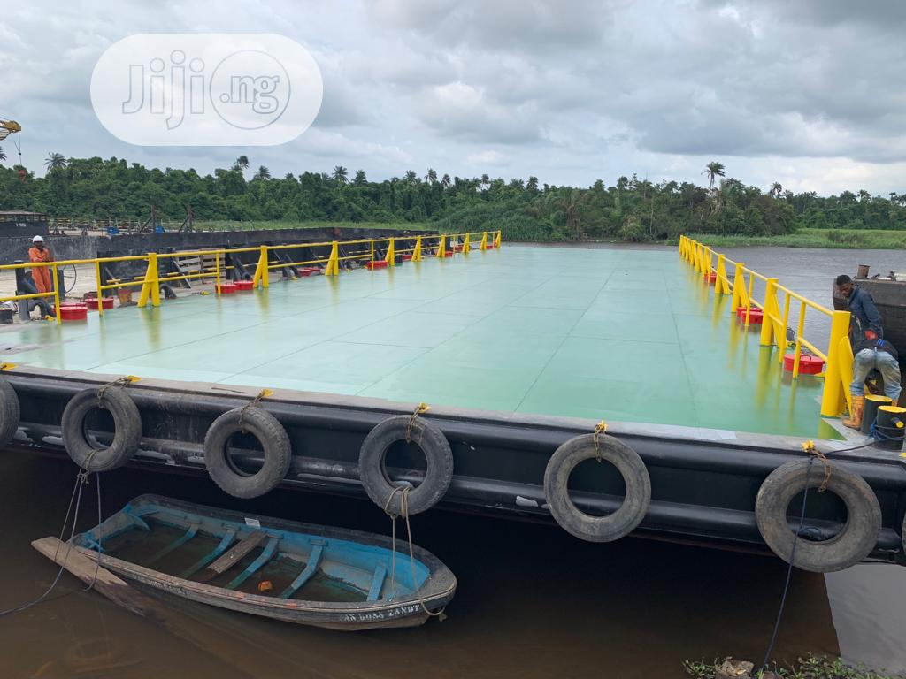 2000tons Ramp Barge For Sale | Watercraft & Boats for sale in Warri, Delta State, Nigeria
