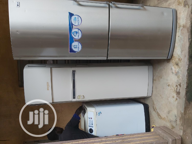 Archive: LG Double Door Refrigerator