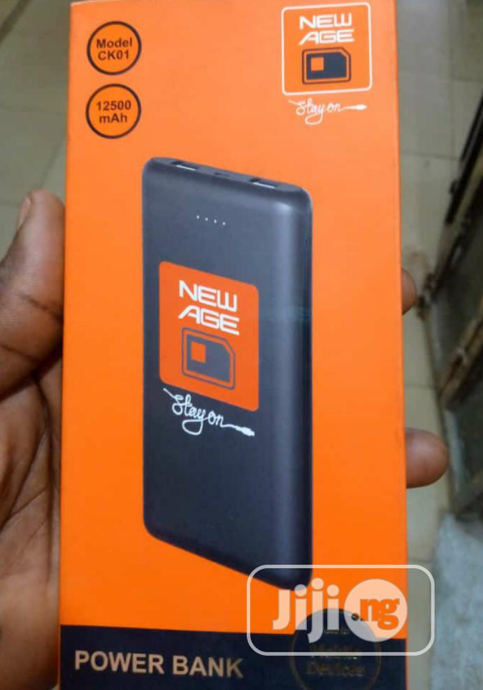 12,500amh Power Bank | Accessories for Mobile Phones & Tablets for sale in Wuse, Abuja (FCT) State, Nigeria