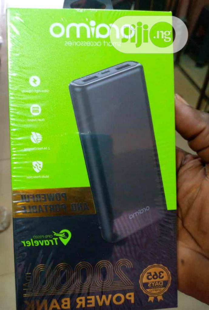 20,000amh Power Bank | Accessories for Mobile Phones & Tablets for sale in Wuse, Abuja (FCT) State, Nigeria