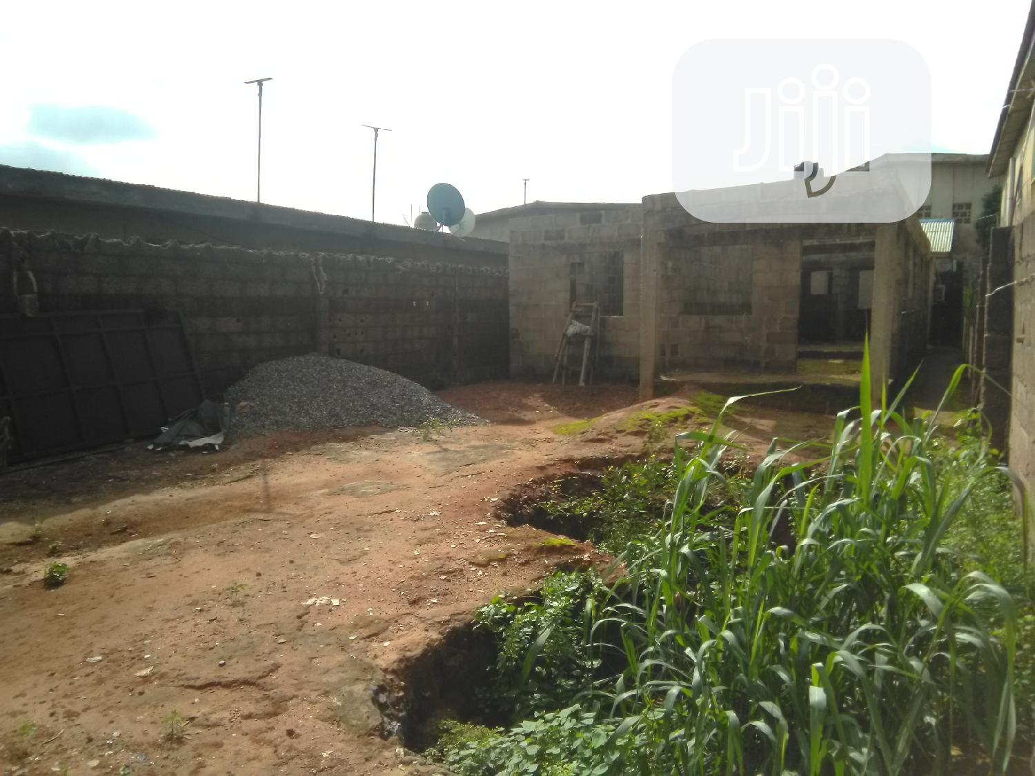 60/30 Land For Rent   Land & Plots for Rent for sale in Oshodi, Lagos State, Nigeria