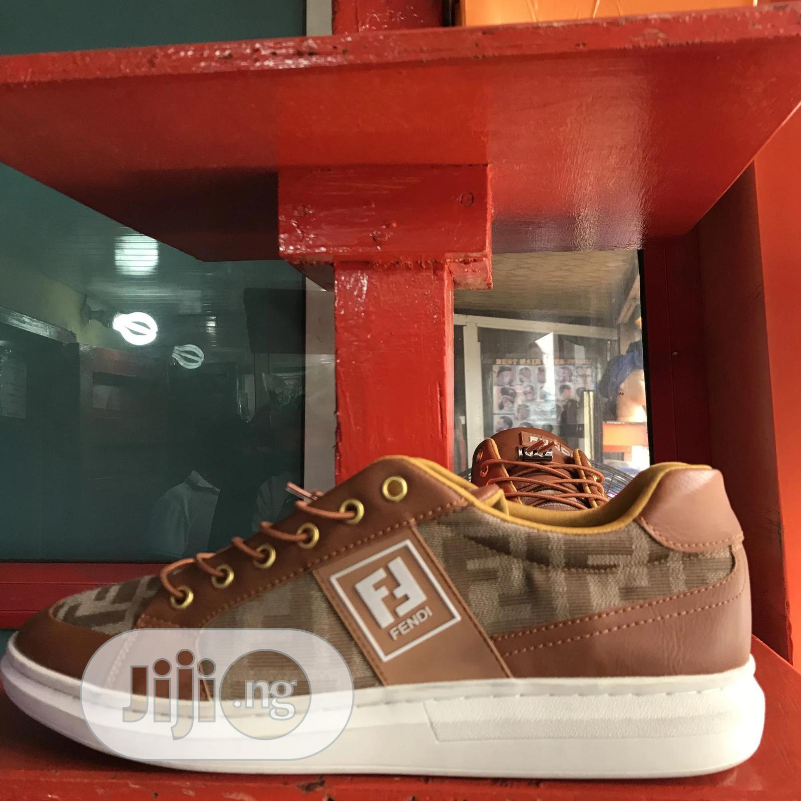 Archive: Fendi Sneakers