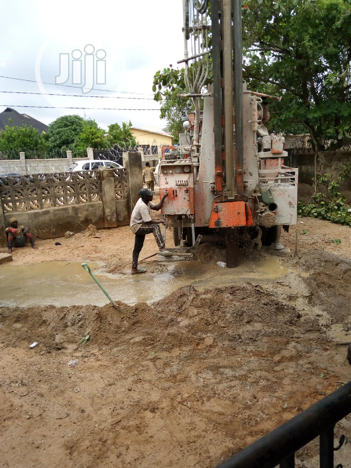 Standard Borehole Drilling | Building & Trades Services for sale in Nyanya, Abuja (FCT) State, Nigeria