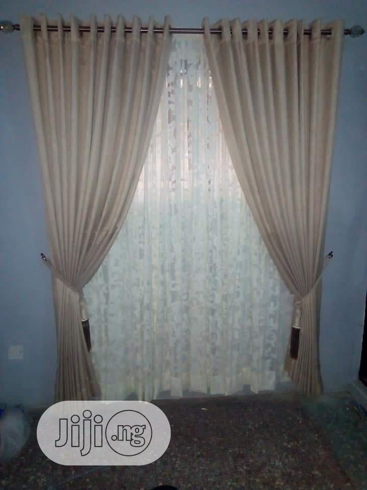 Simple And Unique Curtains