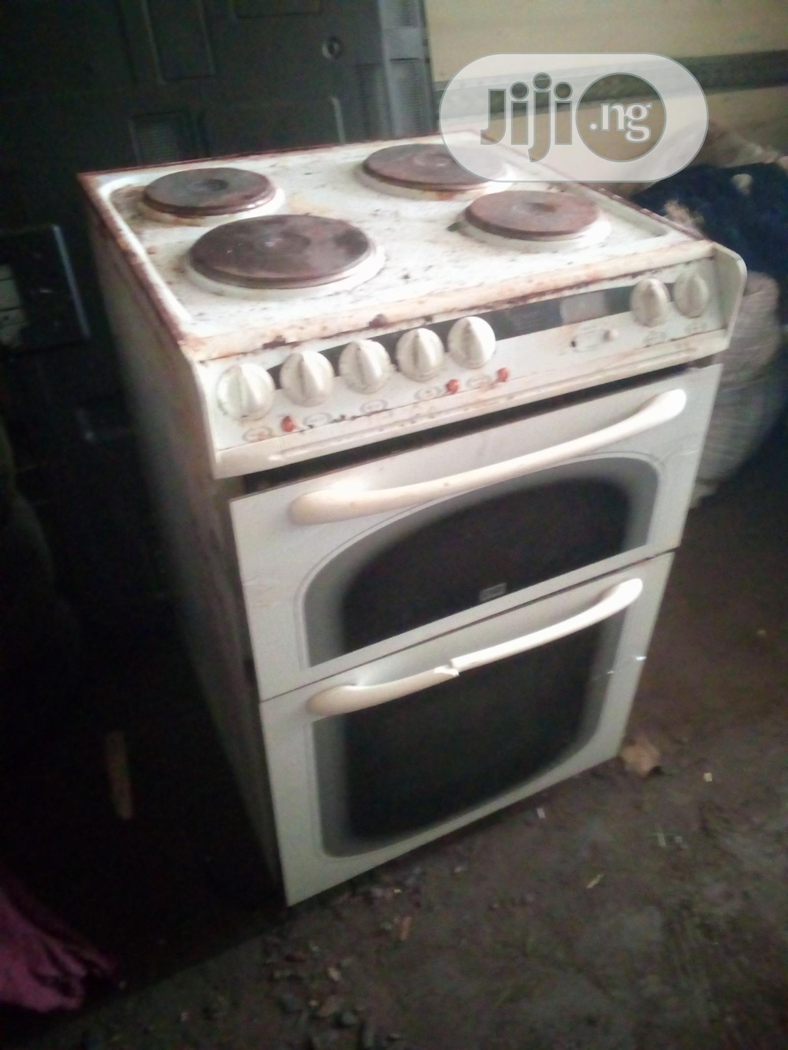 Archive: Uk Used Electric Cooker