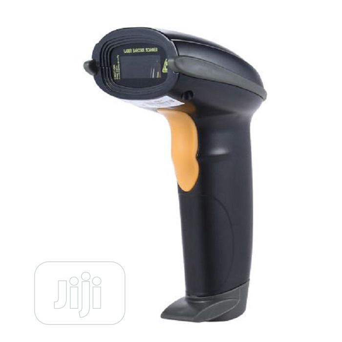 USB Wired Handheld 1D Barcode Bar Code Scanner Reader