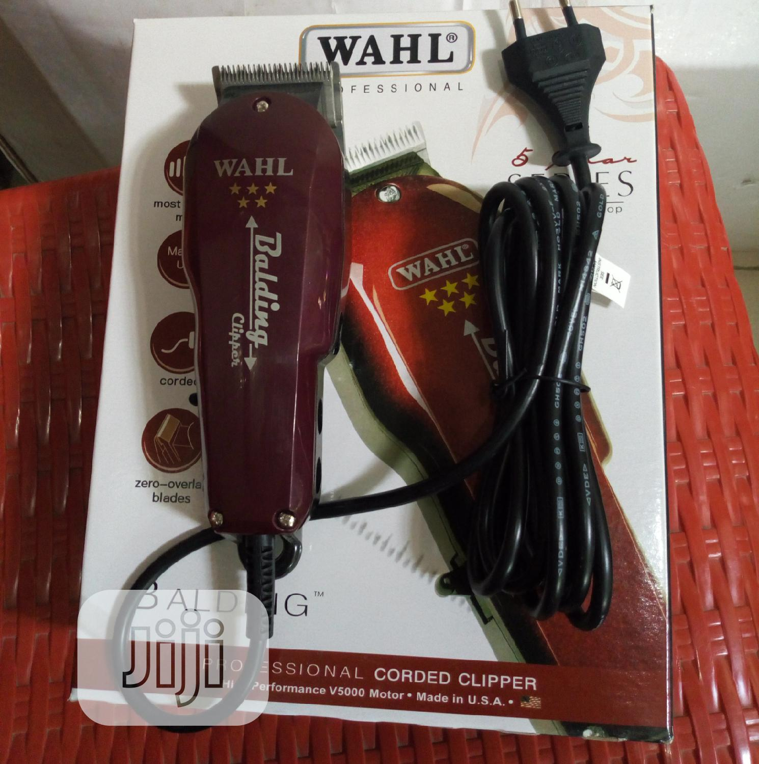 Wahl Balding Clipper | Tools & Accessories for sale in Ojo, Lagos State, Nigeria