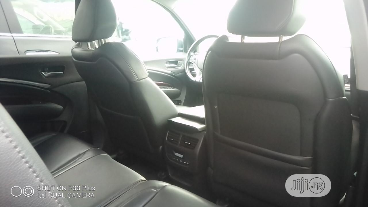 Acura MDX 2014 Gray | Cars for sale in Apapa, Lagos State, Nigeria