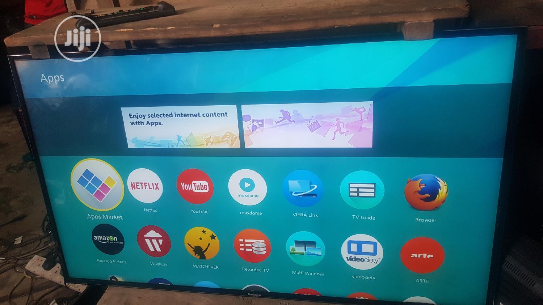 "Panasonic Viera 55"" 4K Uhd LED Smart TV"