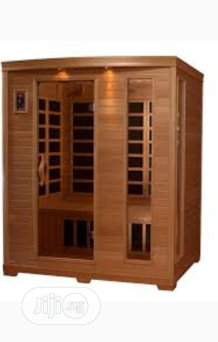 Sauna For 3 Users