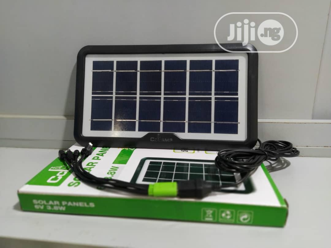 High Quality Mobile Phone Power Bank Solar Charger
