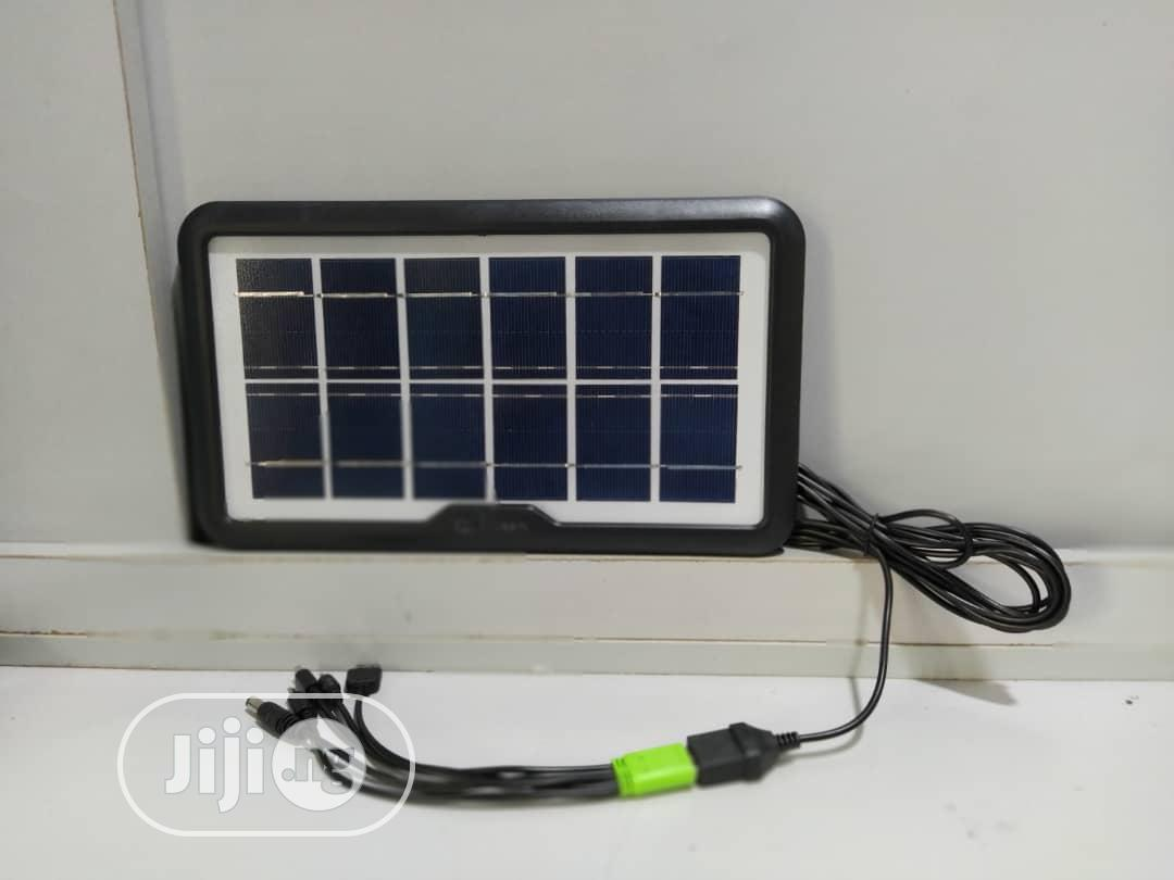 High Quality Mobile Phone Power Bank Solar Charger | Solar Energy for sale in Ikeja, Lagos State, Nigeria