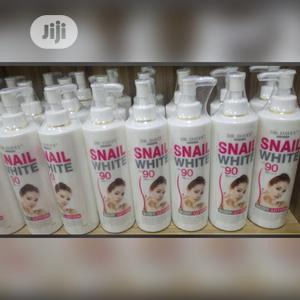 Snail White Lotion With Spf 90 | Skin Care for sale in Lagos State, Amuwo-Odofin