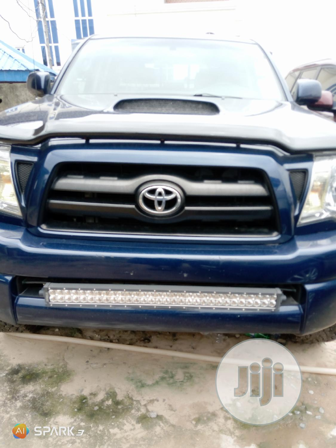 Toyota Tacoma 2008 Blue | Cars for sale in Ikeja, Lagos State, Nigeria