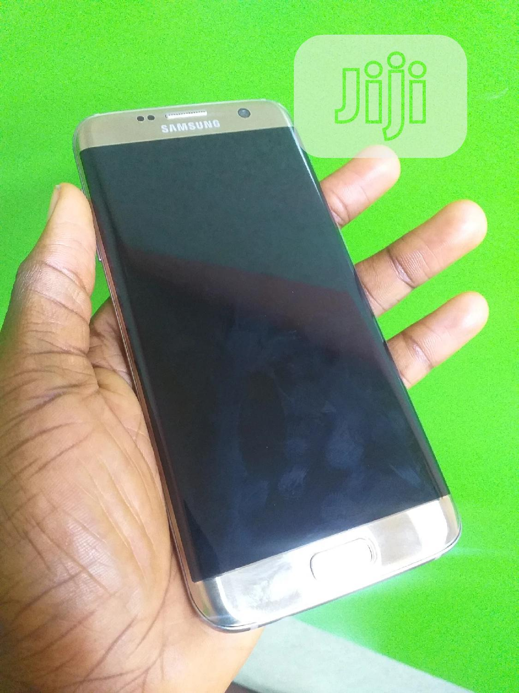 Archive: Samsung Galaxy S7 edge 64 GB Gold