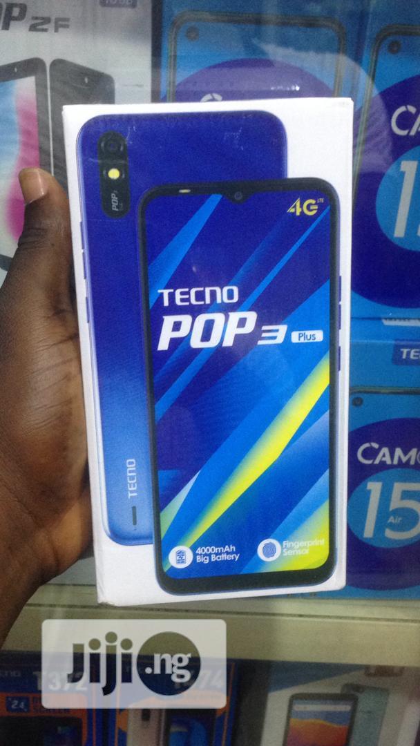 New Tecno Pop 3 Plus 16 GB Black