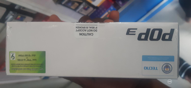New Tecno Pop 3 16 GB