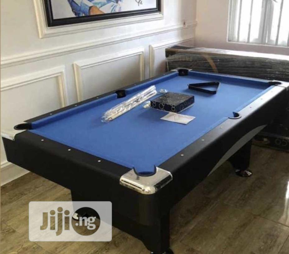 8ft Snooker Pool Table